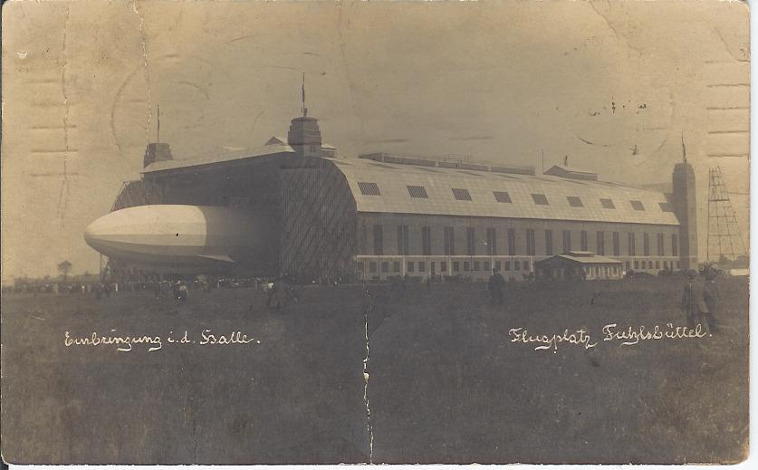 Flugplatz Fuhlsbüttel