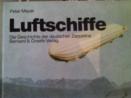 Buchtitel P. Meyer: Luftschiffe