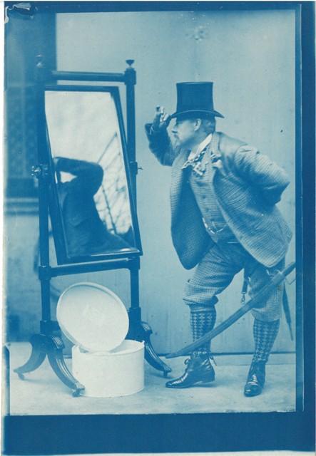 "Street Style 1906: ""Edward Linley Sambourne modelling"""